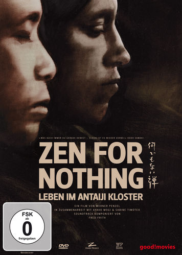 Zen For Nothing DVD